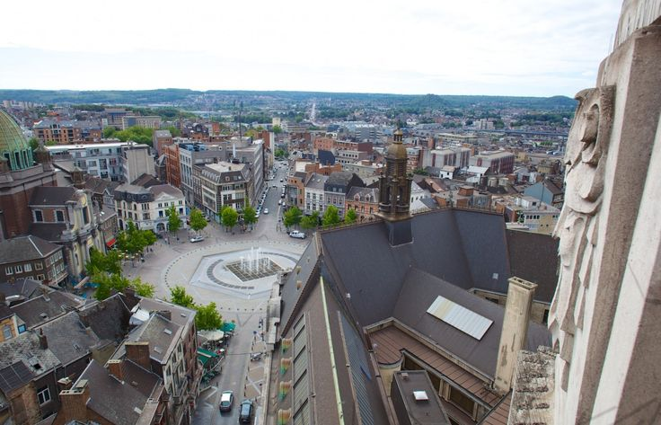 Déménagent internationaux Charleroi