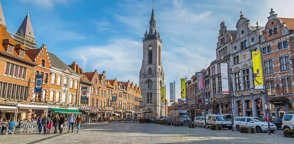 Déménagent internationaux Tournai